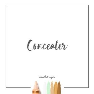 Other - Concealers and Blush